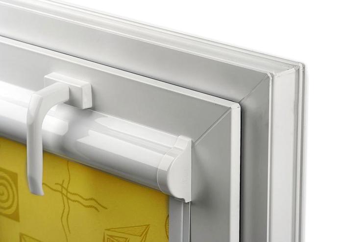 Rolety w kasecie aluminiowej na wymiar